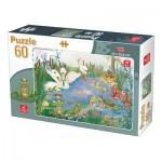Puzzle   Lake Animals