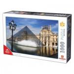 Puzzle   Le Louvre, Paris