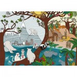 Puzzle   Nature Collection - Summer and Winter