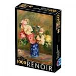 Puzzle   Renoir Auguste - Bouquet of Roses