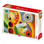 Puzzle   Robert Delaunay - Rythme, Joie de Vivre