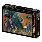 Puzzle   Van Gogh Vincent : Memory of the Garden at Etten