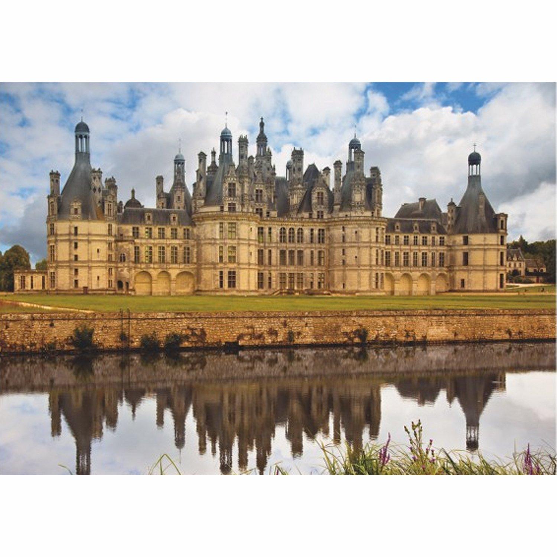 Jigsaw Puzzle - 1000 Pieces - Castles of France : Château de Chambord