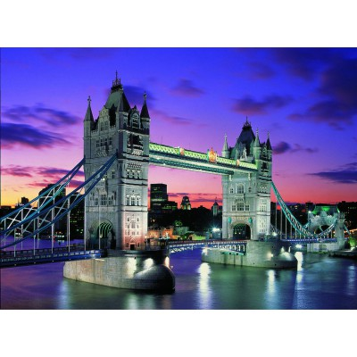 Educa-10113 Jigsaw Puzzle - 1000 Pieces - The Tower of London