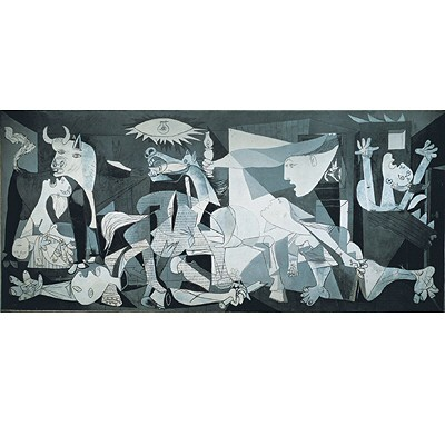 Educa-11502 Jigsaw Puzzle - 3000 Pieces - Picasso : Guernica