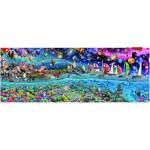 Educa-13434 Jigsaw Puzzle - 24000 Pieces - Life
