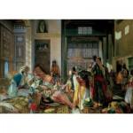 Puzzle  Educa-14733 John Frederick Lewis - Harem