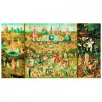 Educa-14831 Jigsaw Puzzle - 9000 Pieces - Bosch : The Garden of Earthly Delights