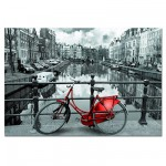 Educa-14846 Jigsaw Puzzle - 1000 Pieces - The Canal, Amsterdam , Holland