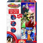 Educa-14885 Jigsaw Puzzle - 240 Pieces - Maxi - Vertical - Beyblade