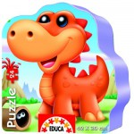 Educa-14960 Jigsaw Puzzle - 24 Pieces - Sweet Dinos