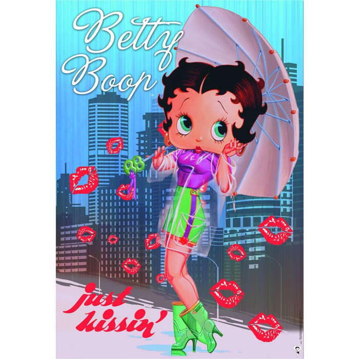 Jigsaw Puzzle - 1000 Pieces - Betty Boop