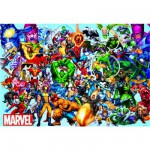 Educa-15193 Jigsaw Puzzle - 1000 Pieces - Marvel : Marvel Heroes