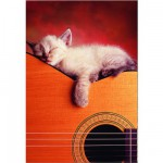 Educa-15510 Jigsaw Puzzle - 500 Pieces : My Guitar