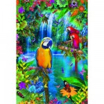 Educa-15512 Jigsaw Puzzle - 500 Pieces : Tropical Paradise