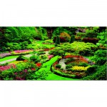 Educa-15523 Jigsaw Puzzle - 1000 Pieces : Butchart Gardens, Canada