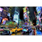Educa-15525 Jigsaw Puzzle - 1000 Pieces : Times Square, New York