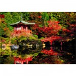 Educa-15529 Jigsaw Puzzle - 1500 Pieces : Daigo-Ji Temple, Kyoto, Japan