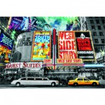 Educa-15547 Jigsaw Puzzle - 1000 Pieces : New-York Theatre