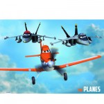 Educa-15565 Jigsaw Puzzle - 2 x 20 Pieces : Planes