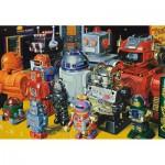 Puzzle  Educa-15979 Robots