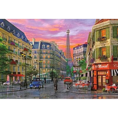 Puzzle Educa-16022 Davison: Paris Street