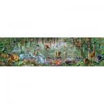 Puzzle  Educa-16066 Wild Life