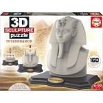 Educa-16503 3D Sculpture Jigsaw Puzzle - Tutankhamun
