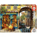 Puzzle  Educa-16743 XXL Pieces - Viktor Shvaiko - La Palette Notre Dame