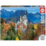 Puzzle  Educa-16744 XXL Pieces - Neuschwanstein
