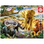 Puzzle  Educa-16748 The Big Five