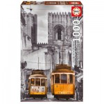 Puzzle  Educa-16763 Mini Pieces - The Alfama District, Lisbon