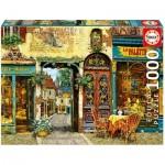 Puzzle  Educa-16785 Victor Shvaiko - La Palette Notre Dame