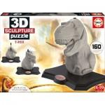 Educa-16967 Sculpture Puzzle - T-Rex
