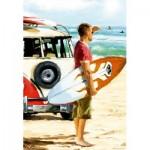 Puzzle  Educa-17084 Surfer