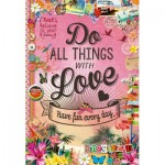 Do All Things With Love 500 piece jigsaw puzzle