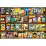 Puzzle  Educa-17102 World Travel Guides