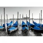 Puzzle  Educa-17112 Gondolas in Venice