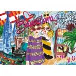 Puzzle  Educa-17651 Barcelona