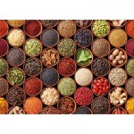 Puzzle  Educa-17666 Herbs and Spices