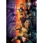 Puzzle  Educa-17680 Marvel Avengers