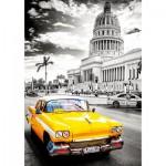 Puzzle  Educa-17690 Taxi in Havana, Cuba
