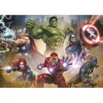 Puzzle  Educa-17694 Marvel Avengers