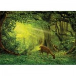 Puzzle  Educa-17958 Little Deer