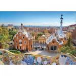 Puzzle  Educa-17966 Barcelona, Park Güell