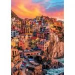Puzzle  Educa-17980 Manarola, Cinque Terre, Italy