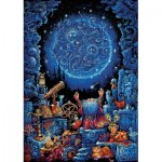 Educa-18003 Neon Puzzle - Astrology