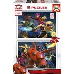2 Puzzles - Big Hero