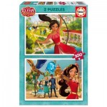 2 Puzzles - Elena of Avalor