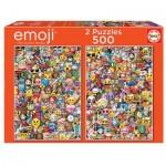 2 Puzzles - Emoji